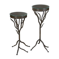 Uttermost Esher Plant Set of 2 Stands 24316