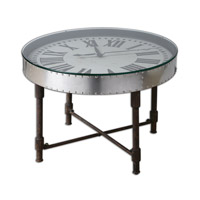 Uttermost 24321 Cassem 31 inch Clock Table Home Decor