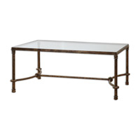Uttermost Warring Coffee Table in Iron 24333