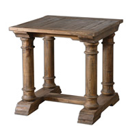 Saturia 28 inch End Table Home Decor