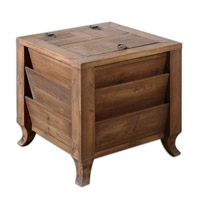 Uttermost Rimmon Side Table 24343