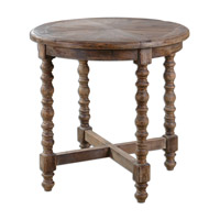 Samuelle 26 inch End Table Home Decor