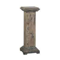 Uttermost Alejo Wood Pedestal 24352