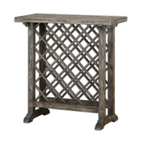 Uttermost Annileise Wine Table 24354