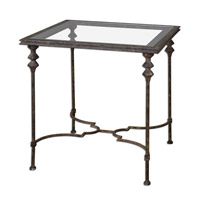 Uttermost Quillon End Table 24365