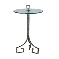 Grecia 14 inch Iron Accent Table Home Decor