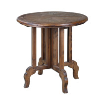 Imber 32 inch Accent Table Home Decor