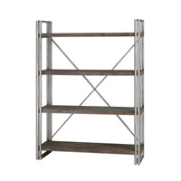 Greeley 64 X 47 inch Metal Etagere