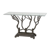 Uttermost Esher Console Table in Bronze 24402