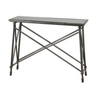 Uttermost Collier Console Table in Forged and Cast Iron 24420