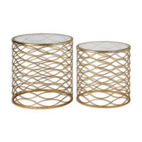 Zoa 20 X 20 inch Gold Accent Table Home Decor