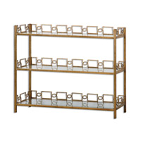 Uttermost Nicoline Console in Forged Iron 24439