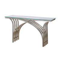 Uttermost Kassia Console Table in Iron 24446