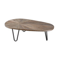 Uttermost 24459 Leveni 51 X 27 inch Wood Coffee Table