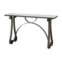 Uttermost Rusul Console Table in Iron 24471