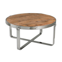 Berdine 38 X 38 inch Wood Coffee Table Home Decor