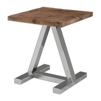 Hesperos 20 X 20 inch Wood Side Table Home Decor
