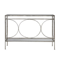 Luano 48 X 14 inch Forged Iron Console Table Home Decor