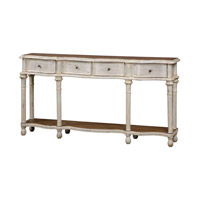 Gaultier 71 X 12 inch Off White Console Table Home Decor