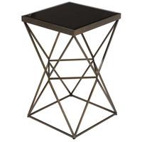 Uttermost 24614 Uberto 24 X 15 inch Caged Frame Accent Table thumb