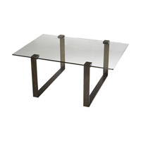 Uttermost Chadwick Coffee Table in Oil Rubbed Bronze 24674