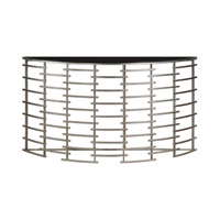 Zeetah 59 inch Silver Console Table Home Decor