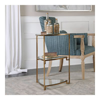 Uttermost 24730 Nastasia 27 X 18 inch Gold Leaf End Table 24730_lifestyle.jpg thumb