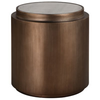 Boden 19 inch Antique Copper Accent Table Home Decor