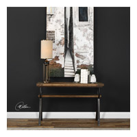 Domini 52 inch Iron Console Table Home Decor