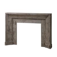 Uttermost Khuri Wooden Mantel 24800