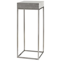 Jude Plant Concrete and Stainless Steel Plant Stand