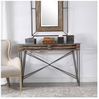 Uttermost 24874 Ryne 52 inch Fir Wood and Iron Console Table 24874.jpg thumb