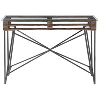 Uttermost 24874 Ryne 52 inch Fir Wood and Iron Console Table thumb