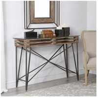 Uttermost 24874 Ryne 52 inch Fir Wood and Iron Console Table 24874_3_.jpg thumb