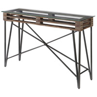 Uttermost 24874 Ryne 52 inch Fir Wood and Iron Console Table 24874_5_.jpg thumb