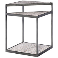 Uttermost 25070 Terra 22 X 17 inch Accent Table, Modern thumb