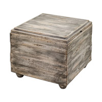 Uttermost Avner Cube Table 25603