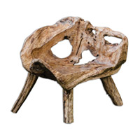 Uttermost Teak Root Root Chair 25607