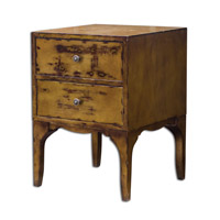 Uttermost Vatia Side Table 25634