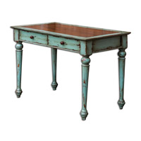 Uttermost Axelle Writing Desk in Mahogany 25635