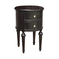 Uttermost Giancarlo Table in Ebony 25642