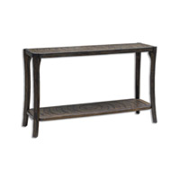 Uttermost 25655 Pias 52 X 16 inch Rustic Sofa Table thumb