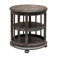 Uttermost 25680 Nolea 28 X 26 inch Mango Wood End Table thumb