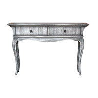 Uttermost Bernie Console Table in Soft Grey Driftwood 25715