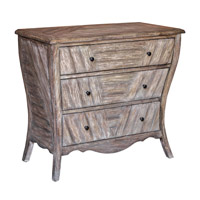 Gimbya Driftwood Three Drawer Chest