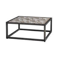 Uttermost 25759 Baruti 42 inch Coffee Table Home Decor, Billy Moon