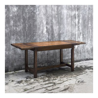 Fairbanks 72 inch Mango Wood Cafe Table Home Decor