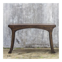 Nowell 60 inch Mango Veneer Console Table Home Decor