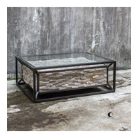 Kono 48 inch Light Tan Glaze Coffee Table Home Decor