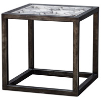 Uttermost 25840 Baruti 24 X 24 inch Iron Frame End Table